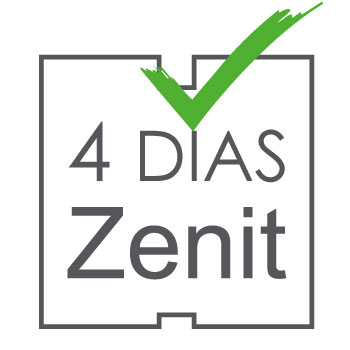 Aprovecha los cuatro días Zenit