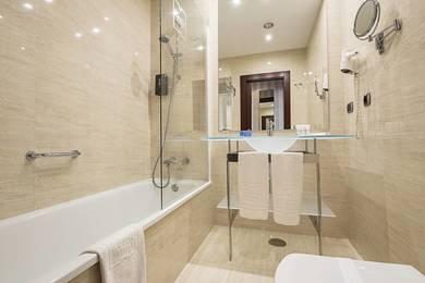Baño Habitación Inidividual