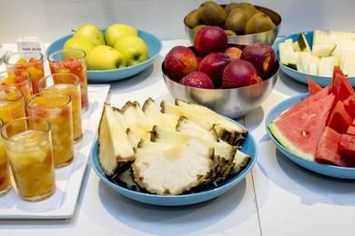 Buffet - Desayuno